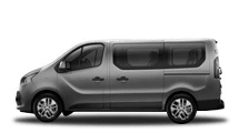Van With Side Windows